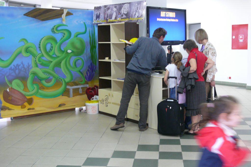 Malowanie pokoju dziecięcego