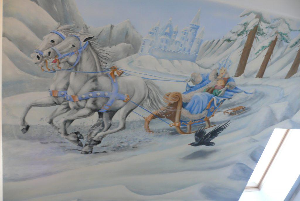 Malowanie pokoju dziecięcego, jak pomalować pokój dla dziecka?