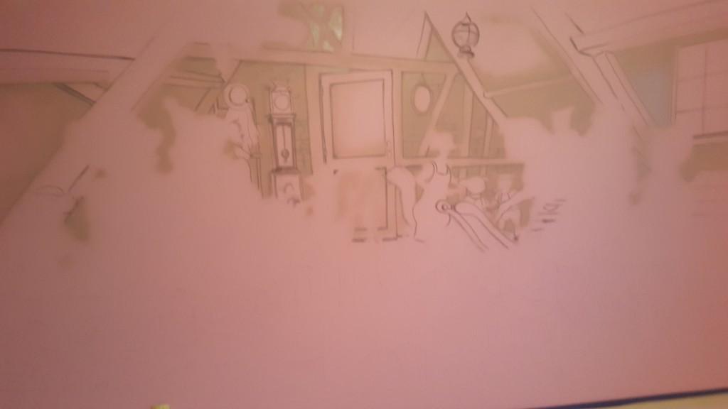 Malowanie ściany krok po kroku