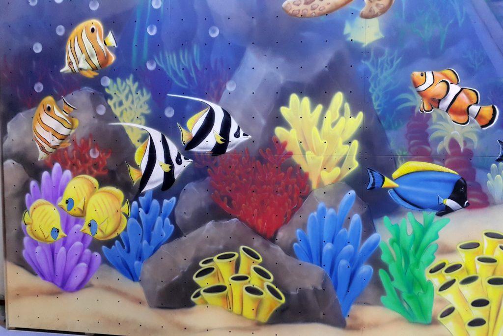 Graffiti 3D dla dzieci