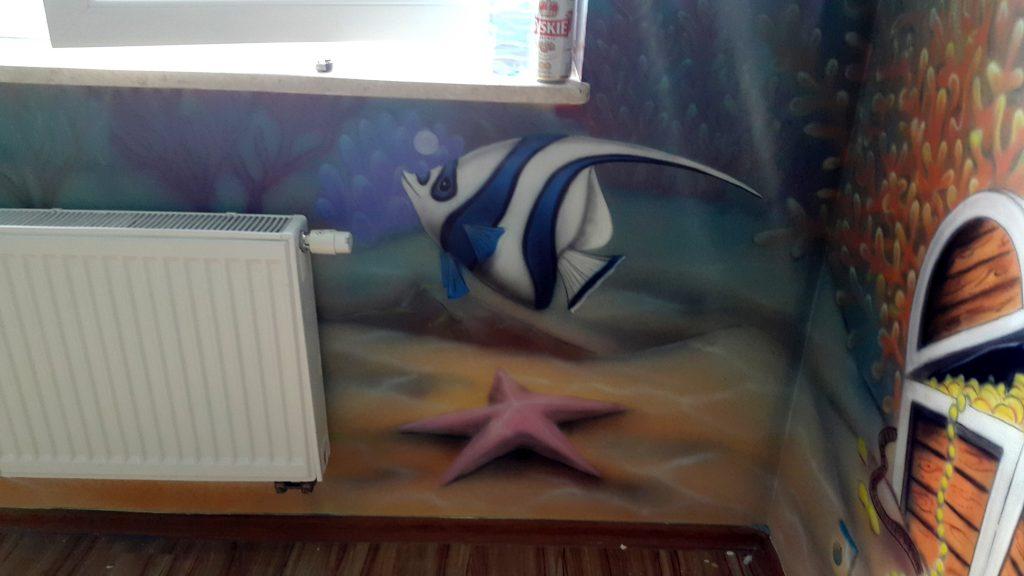 Malowanie pokoju dziecięcego, pokój chłopca, pokoje dziecięce inspiracje