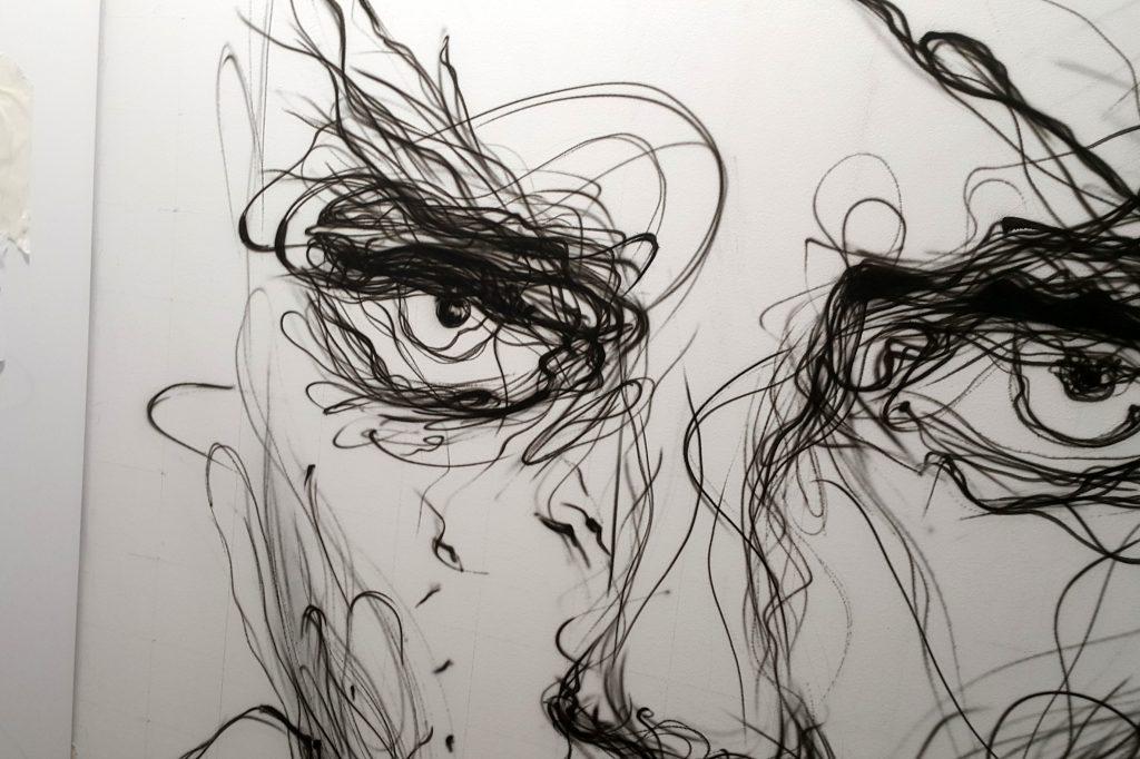Obraz abstrakcyjny do nowoczesnego wnętrza