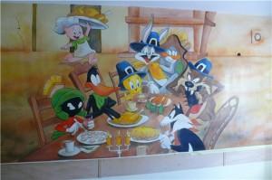 2.-malowanie obrazu-na-ścianie