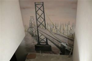 4.-mural ścienny