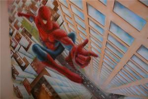 5.-malowanie pokoju chłopca