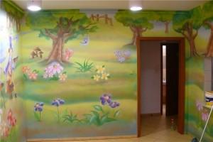7.malowidło-w-przedszkolu-chatka-puchatka
