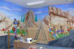 8.-dekoracyjne-malarstwo-ścienne