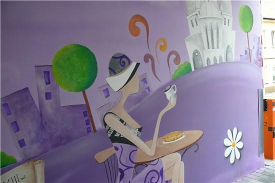 Malowanie Murali