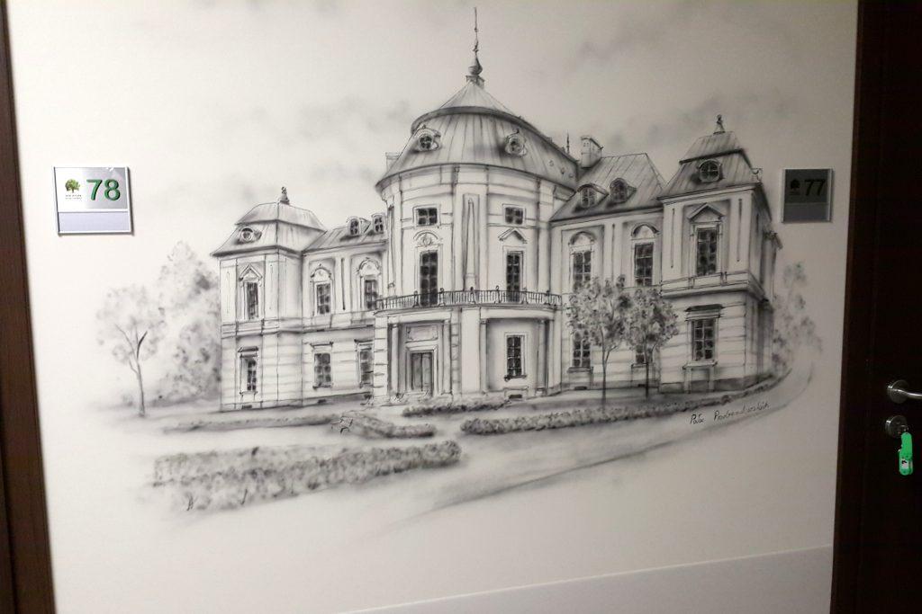 Malowanie obrazów na zamówienie, obrazy malowane na scianie