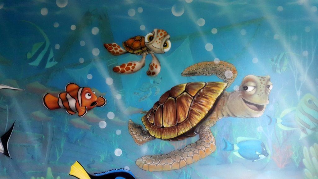 Malowanie pokoju dziecięcego, pokój chłopca inspiracje
