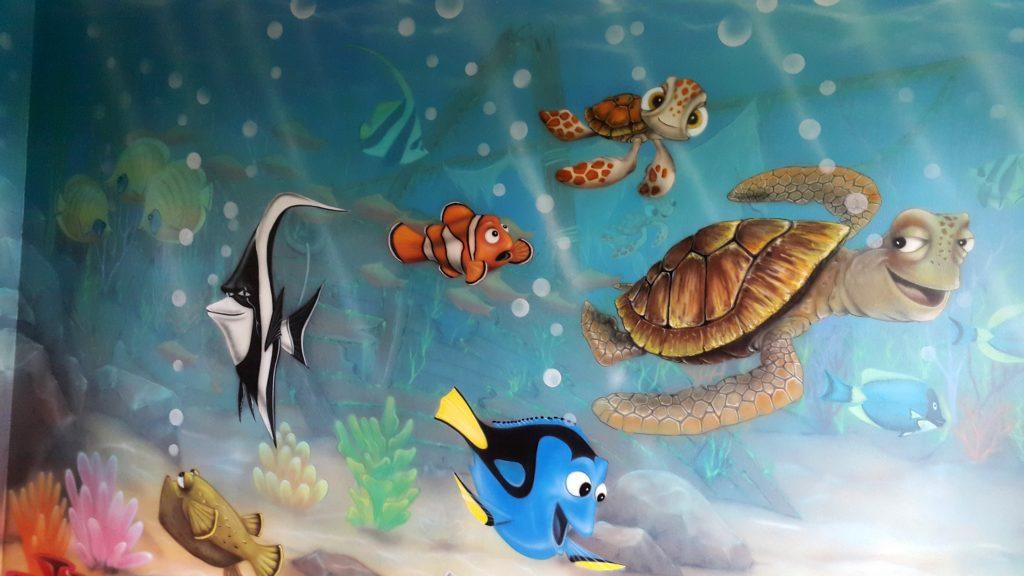Malowanie pokoju dziecięcego, pokój chłopca aranżacja