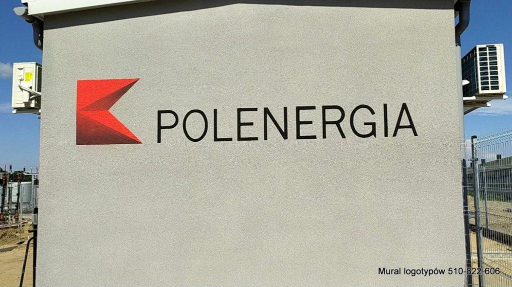 Logo z przejściem tonalnym, malowanie logotypu z gradientem