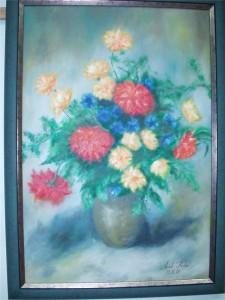kwiaty,-obraz-olejny
