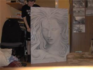 malowanie-obrazu-olejnego-abstrakcyjnego