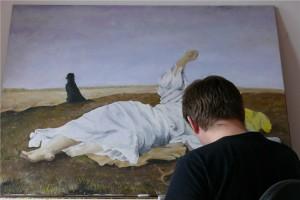 reprodukcja-obrazu-babie-lato-malowanie